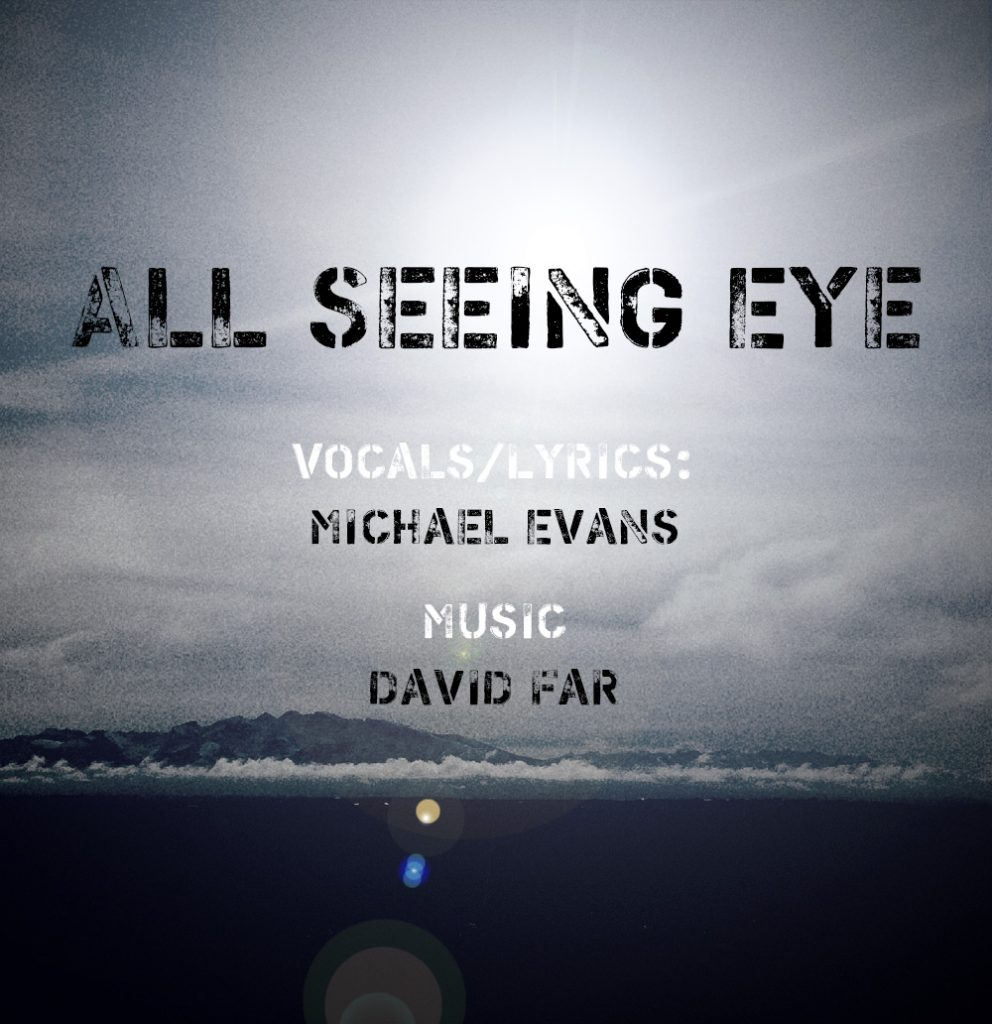 Michael-Evans and Davood Faramarzi - All-Seeing-Eye