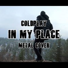 Coldplay – In My Place (Cover by Davood Faramarzi & Amir Poorhafezi)